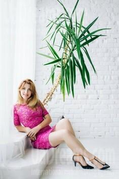 Natasha from Lutsk 34 years - good mood. My small public photo.
