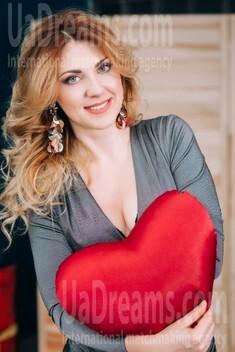 Natasha from Lutsk 34 years - eyes with love. My small public photo.