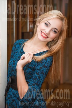 Anastasiya from Lutsk 22 years - happy woman. My small public photo.