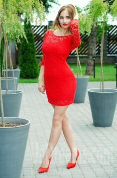 Anastasiya from Lutsk 24 years - single russian woman. My small public photo.