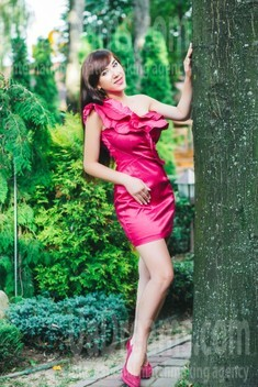 Ksenia from Lutsk 28 years - future wife. My small public photo.