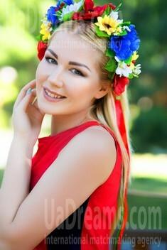 Anyuta from Lutsk 25 years - future wife. My small public photo.