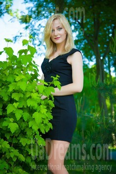 Lana from Lutsk 24 years - single lady. My small public photo.