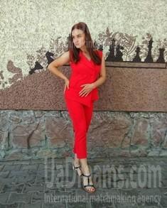 Anastasia from Cherkasy 32 years - intelligent lady. My small public photo.