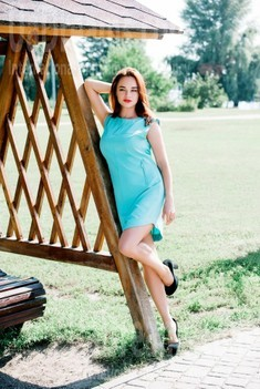 Anastasia from Cherkasy 32 years - looking for relationship. My small public photo.