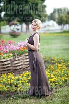 Inna from Sumy 32 years - smiling for you. My small public photo.