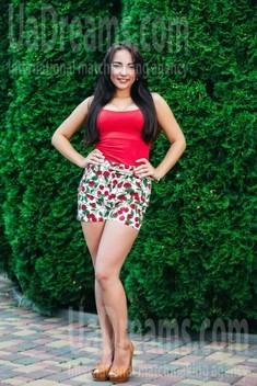 Vika from Lutsk 27 years - beautiful woman. My small public photo.