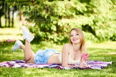 Ulyana from Ivano-Frankovsk 24 years - searching life partner. My small public photo.