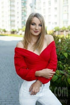 Ulyana from Ivano-Frankovsk 24 years - future bride. My small public photo.