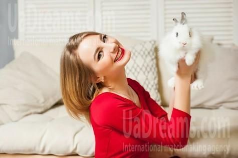 Ulyana from Ivanofrankovsk 20 years - bright smile. My small public photo.