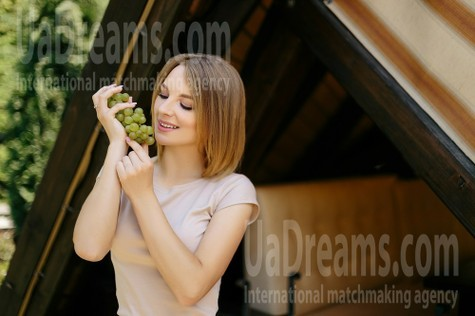 Ulyana from Ivanofrankovsk 23 years - lovely girl. My small public photo.