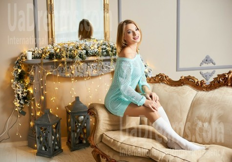 Ulyana from Ivanofrankovsk 22 years - easy charm. My small public photo.