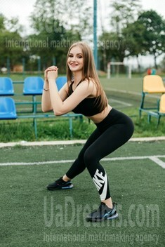 Ira from Ivano-Frankovsk 26 years - future bride. My small public photo.