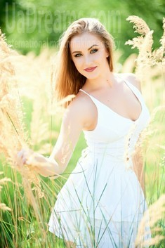 Ira from Ivanofrankovsk 24 years - want to be loved. My small public photo.