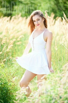 Ira from Ivanofrankovsk 24 years - seeking soulmate. My small public photo.