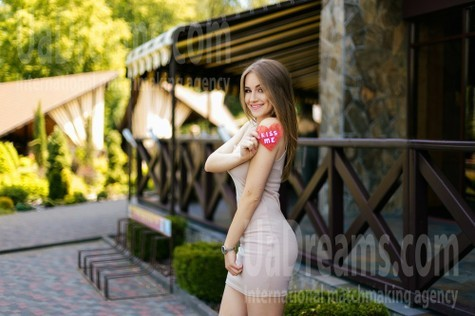 Ira from Ivanofrankovsk 25 years - beautiful and wild. My small public photo.