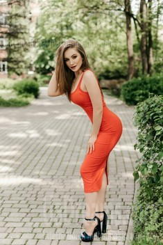 Ira from Ivanofrankovsk 25 years - future wife. My small public photo.