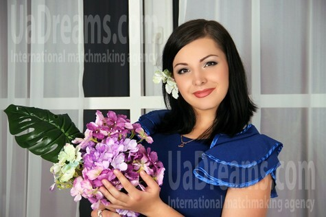 Mary from Zaporozhye 26 years - romantic girl. My small public photo.