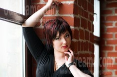 Anna from Zaporozhye 31 years - Warm-hearted girl. My small public photo.