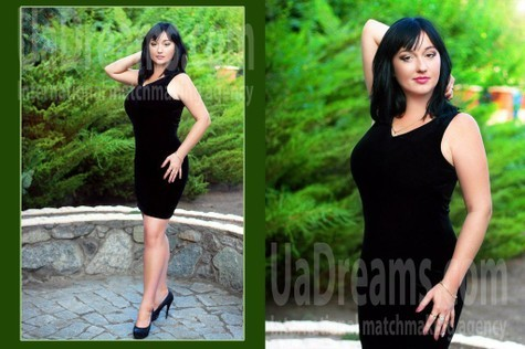 Anna from Zaporozhye 32 years - nice smile. My small public photo.