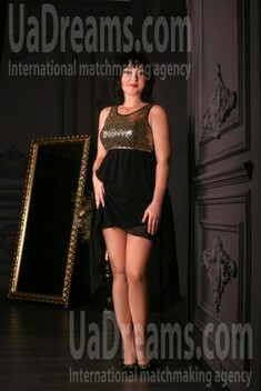Anna from Zaporozhye 33 years - clever beauty. My small public photo.