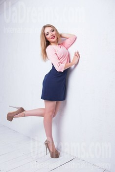 Natalia from Sumy 21 years - attractive lady. My small public photo.