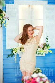 Anastasia from Kiev 22 years - creative image. My small public photo.