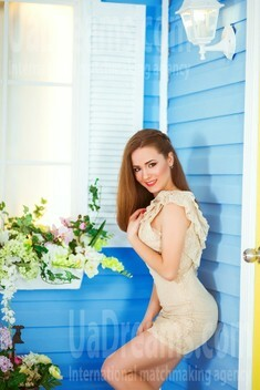 Anastasia from Kiev 22 years - romantic girl. My small public photo.