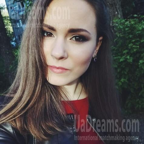 Anastasia from Kiev 22 years - Music-lover girl. My small public photo.