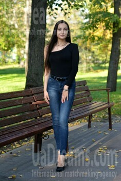 Eugenia from Kremenchug 26 years - Warm-hearted girl. My small public photo.
