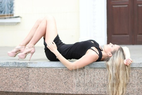 Irisha from Zaporozhye 31 years - want to be loved. My small public photo.