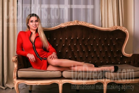 Irisha from Zaporozhye 33 years - future wife. My small public photo.