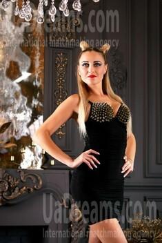 Irisha from Zaporozhye 32 years - ukrainian woman. My small public photo.