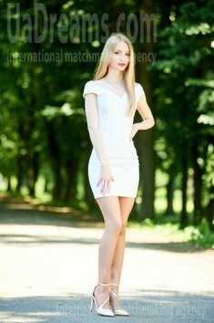 Vira from Ivanofrankovsk 21 years - amazing appearance. My small public photo.