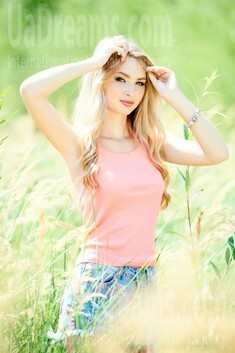 Vira from Ivanofrankovsk 21 years - seeking soulmate. My small public photo.