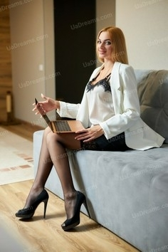 Kate Kremenchug 31 y.o. - intelligent lady - small public photo.