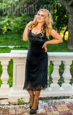 Yulia from Odessa 31 years - nice smile. My small public photo.