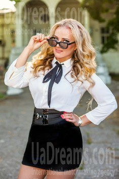 Yulia from Odessa 31 years - good mood. My small public photo.