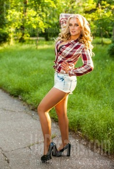 Yulia from Odessa 31 years - clever beauty. My small public photo.