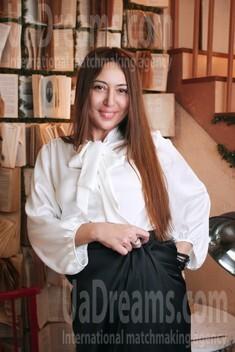Irina from Odessa 44 years - ukrainian bride. My small public photo.