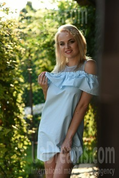 Katie from Dnipro 23 years - waiting for you. My small public photo.