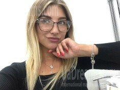 Katya from Ivano-Frankovsk 21 years - independent woman. My small public photo.