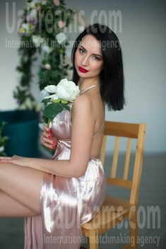 Marina from Sumy 38 years - desirable woman. My small public photo.