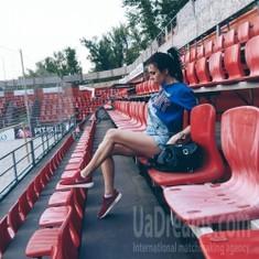 Svetlana from Kiev 21 years - introduce myself. My small public photo.