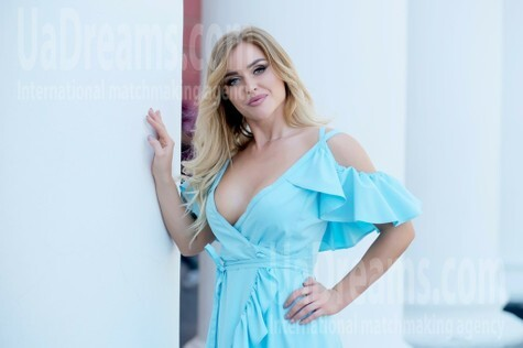 Alyona from Odessa 31 years - waiting for husband. My small public photo.