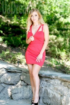 Alyona from Odessa 31 years - ukrainian bride. My small public photo.