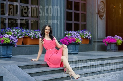 Alena from Dnipro 32 years - intelligent lady. My small public photo.
