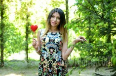 Maryana from Lutsk 27 years - waiting for husband. My small public photo.