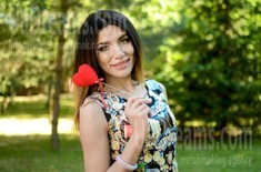 Maryana from Lutsk 27 years - eyes with love. My small public photo.