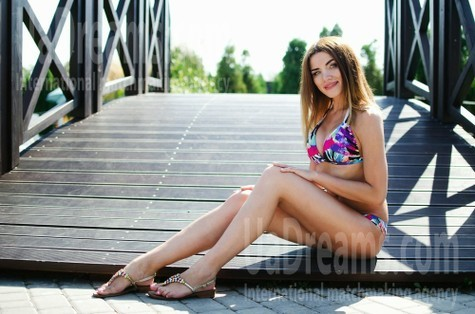 Maryana from Lutsk 27 years - smiling for you. My small public photo.